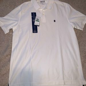 Izod polo. Size large. Never worn/ new with tags